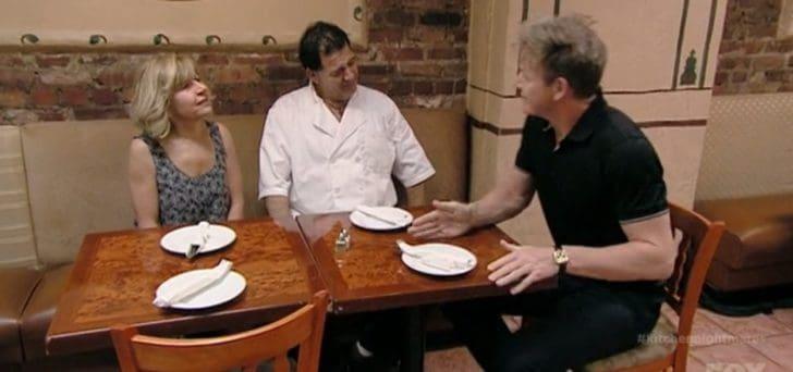 Kitchen Nightmares CLOSED List - All Episodes