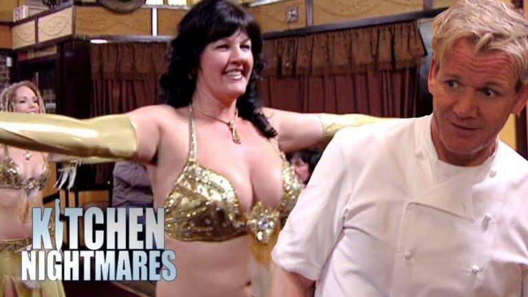 Kitchen Nightmares Belly Dancing Episode